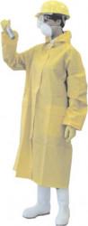 Pogumovaný plaš� žlutý DEREK 1402
