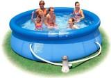 EASY SET Bazén 396x84cm + filtr