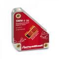 Vypínatelný magnetický uholník 111x95mm 40kg SWM-2 35