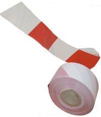 Páska èerveno-biela, bezpeènostná zábrana vstupu