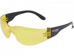 Okuliare ochranné žlté EXTOL 97323