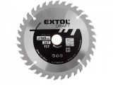 160x1,4x20mm 36zubov Pílový kotúè EXTOL
