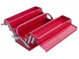 EXTOL kufor na náradie kovový 400x200x195mm