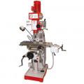 HOLZMANN BF 500 frézka ISO40 posuv 600x230mm + ZVERÁK, PÚZDRA