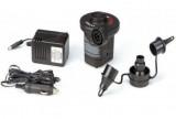 Elektrická pumpa 230V a 12V INTEX k èlnom, lehátkùm, posteliam