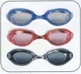 Plavecké okuliare EFFEA ANTIFOG 2611, junior, èierna