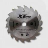 140x20 mm 16zubov pílový kotúè SK plátky XTline