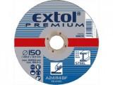 Rezný kotúè 150x6,0 EXTOL PREMIUM ocel