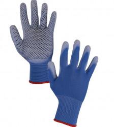Ob¾úbené prac. rukavice DOTS