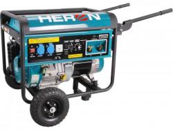 Elektrocentrála 5,5kW 230V HERON EWH 220 se zváraèkou