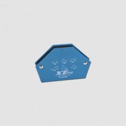 Magnet uhlový 6-hran 110x90mm 25kg XTline