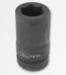 """27 mm priemyselná hlavica 1"""" predåž. CORONA"""