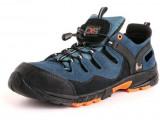 Obuv sandál CXS LAND CABRERA S1, èierno-modrá