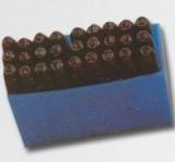 Razníky písmená 4mm