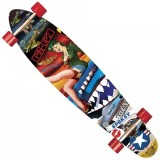 Longboard PIN-UP 2, 108x23cm