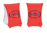 Rukávniky nafukovacie INTEX DELUXE, 3-6, 23x15cm, oranžové