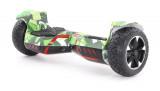 VeGA VIRON GPX-04 GREEN-CAMO hoverboard, dojazd 20km, nosnos� 100kg