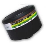 Filter K2 proti amoniakum pre Filtraèné jednotky CleanAIR Chemical