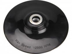 125mm Nosiè fibrov pre uhlovú brúsku mäkký 108551