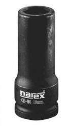 """19 mm priemyselná hlavica 3/4"""" predåžená NAREX"""