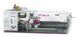 OPTIMUM OPTIturn TU 2506 230V sústruh + NOŽE, OTOÈNÝ HROT
