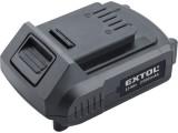 Batérie EXTOL Premium SHARE20V 8891881 20V 2Ah