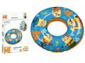 Kruh plavecký nafukovací Minions