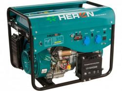 Elektrocentrála 5kW 230V HERON LPGG 50 (LGP/NG)