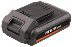 Batéria AKU 20V Li-Ion 2.0Ah pro GTM1003, HTM1002, LBM1010 - FERM CDA1106