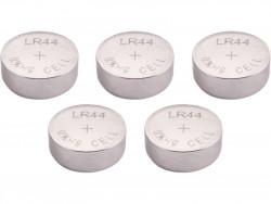 EXTOL ENERGY batérie alkalické, 5ks, 1,5V (LR44)