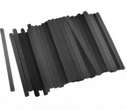 11x200 mm 1kg Lepiace tavné tyèinky èierne EXTOL 9913A