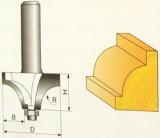 Fréza tvarová 7,96x9,8mm s ložiskom na drevo