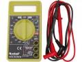 Multimeter digitálny (U, I, R) EXTOL CRAFT 600011