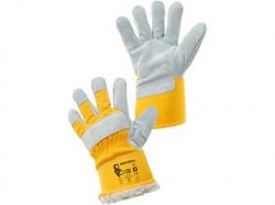 Kombinované zimné rukavice DINGO WINTER, ve¾. 11