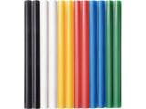 7,2x100 mm 12ks Lepiace tavné tyèinky mix barev EXTOL 9908