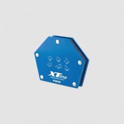 Magnet uhlový 6-hran 95x64mm 12,5kg XTline