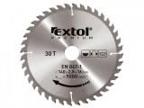 160x2,0x30 mm 36zubov Pílový kotúè EXTOL