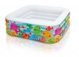 AQUARIUM bazén 159x159x50cm