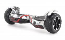VeGA VIRON GPX-04 GREY-CAMO hoverboard, dojazd 20km, nosnos� 100kg