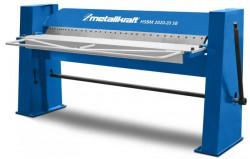 METALLKRAFT HSBM 2020-20 SB ohýbaèka plechov 2020mm tl. 2,5mm