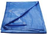 Plachta 10x15 m modrá 70g/m2