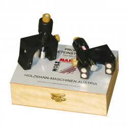 Magnetický ustavovaè hob¾ovacích nožov sada 2ks HOLZMANN