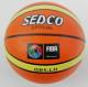 Lopta basket SEDCO GR5-LH ORANGE SUPER vel. 5
