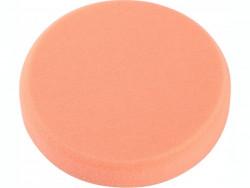 150x30 mm leštiaci penový kotúè T40, oranžový na suchý zips