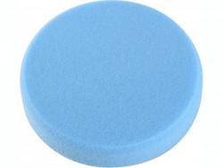 150x30 mm leštiaci penový kotúè T60, modrý na suchý zips