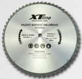 600x30 mm 56 zubov Pílový kotúè SK plátky XTline