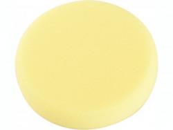 150x30 mm leštiaci penový kotúè T80, žltý na suchý zips