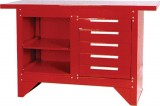 Pracovný stôl 130x50cm GENBORX TSA 5405T-X