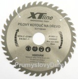 400x30 mm 40 zubov Pílový kotúè SK plátky XTline