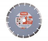 Diamantový kotúè 230mm segmentový DLHÁ ŽIVOTNOS� EXTOL PREMIUM 108915
